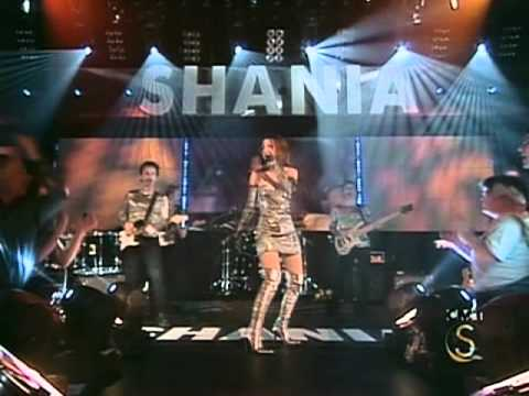 Shania Twain, Top Of The Pops Special 1999