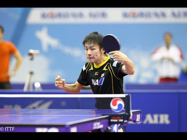Polish Open 2013 Highlights: Koki Niwa vs Seo Hyundeok