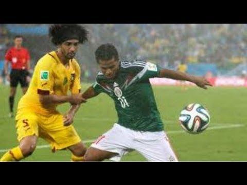 Mexico Big Win and Defeats Cameroon 1-0 - Goals: Peralta (61') World Cup 2014