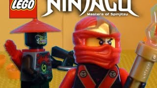 LEGO Ninjago Kai Vs The Stone Scout