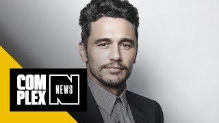James Franco Denies Sexual Assault Allegations On Colbert