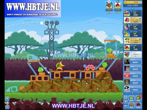 Angry Birds Friends Tournament Level 4 Week 80 (tournament 4) no power-ups