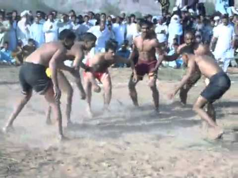 kabaddi match of Bheelowal Vs Athar Munir Hussain Dhoda Part 2
