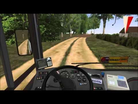 OMSI - Simulador de ônibus - Auto Estrada V2.