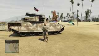 How To Get Military Uniform In GTA V