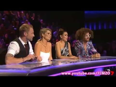 Marlisa Punzalan - Week 3 - Live Show 3 - The X Factor Australia 2014 Top 11