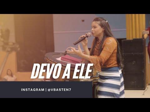 Rayanne Vanessa - Devo a Ele | CD Imutável 2015
