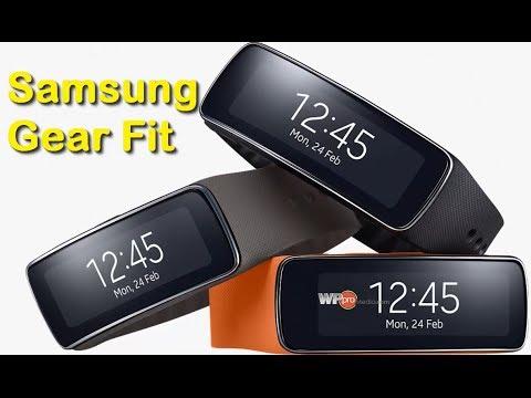 Samsung Gear Fit SmartWatch: Specs, Pics 2014