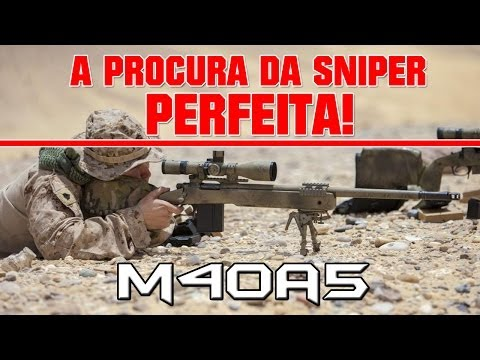 #BF4 - Análise da M40A5 (Close/Mid/Long range FTW!)