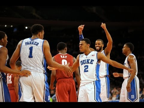 Top Plays- Duke 74, Alabama 64
