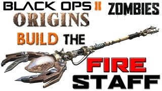 Elemental Staff Of FIRE (Origins) Tutorial :: Call Of Duty
