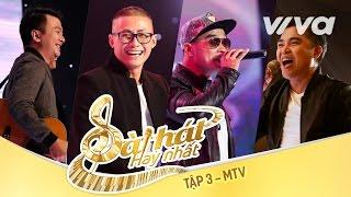 Cám Ơn Ngày Mới - MTV Band | Tập 3 | Sing My Song - Bài Hát Hay Nhất 2016 [Official]