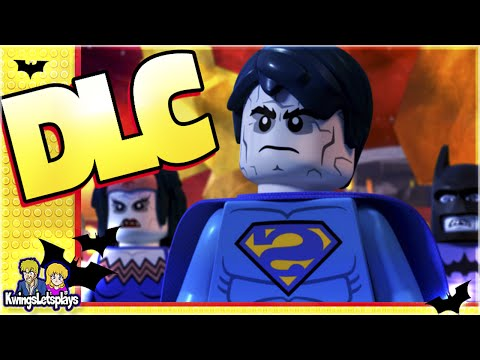 LEGO BATMAN 3 - DLC BIZARRO WORLD Level & Characters!