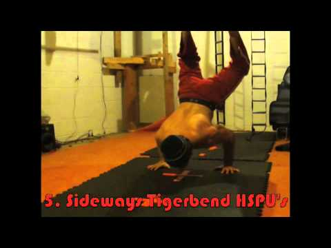 Ultimate Handstand Push Ups  / EXPLOSIVE SHOULDERS
