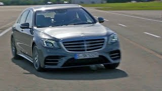 Mercedes S-Class (2018) Awesome Technologies [YOUCAR]. YouCar Car Reviews.