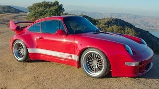 Driving the $600,000 Gunther Werks 400R. Drive Youtube Channel.