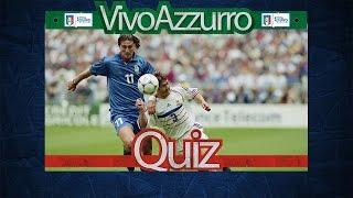 Il primo gol in Nazionale di Dino Baggio - Quiz #43