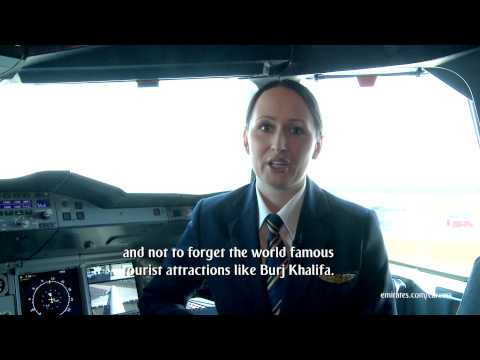 A380 German pilot interview | Emirates
