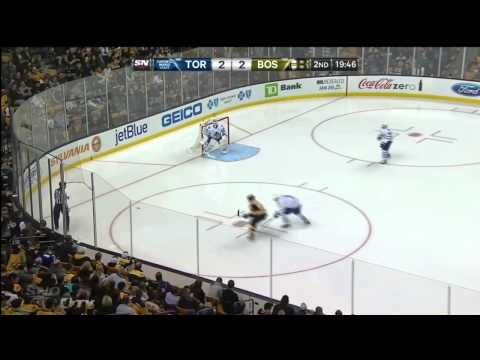 Game in Six - Leafs vs Bruins - Jan 14th 2014 (HD)