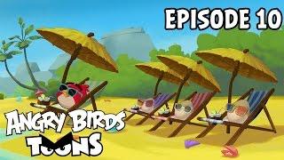 Angry Birds Toons #10 - Mimo služby