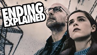 THE SILENCE (2019) Ending Explained