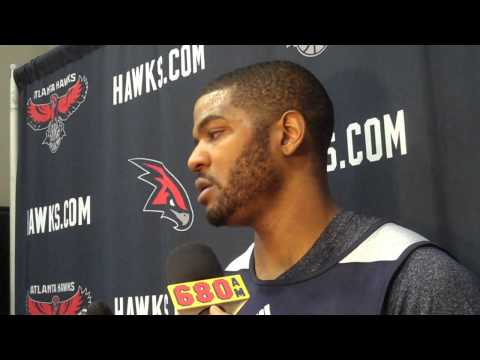 Josh Smith Interview 2/21/2013