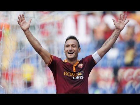 Francesco Totti - Stagione 2013/14