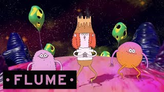 Flume - Space Cadet (feat. Ghostface Killah & Autre Ne Veut)