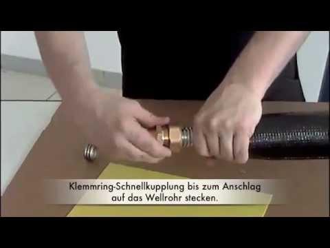 K-Flex Twin Solar - instrukcje montażu (szybkie łączenie)