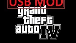 How To Mod GTA IV With Usb XBOX 360 *** WORKING