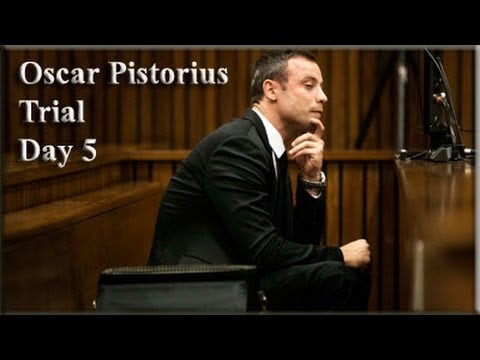 Oscar Pistorius Trial: Friday 7 March 2014, Session 1
