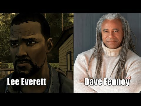 Characters and Voice Actors - The Walking Dead Game: Season 1