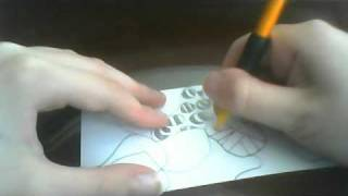 "How To Make A ""Zentangle"""