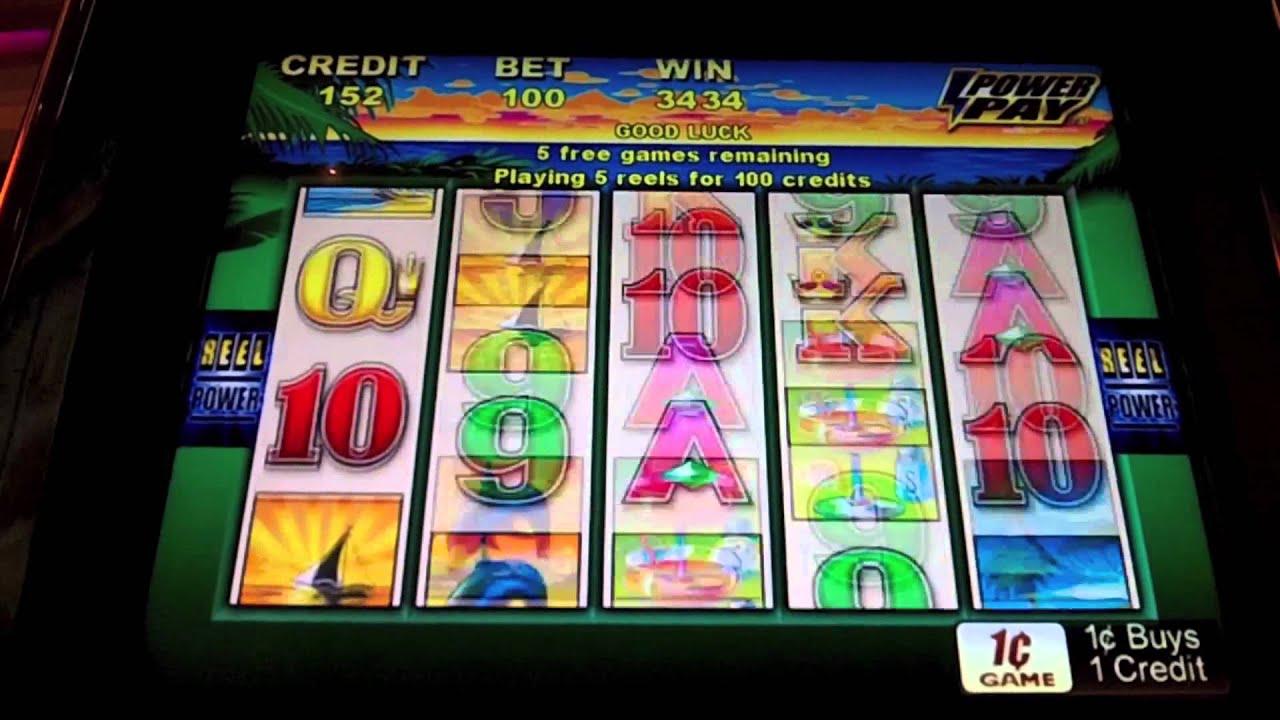 magic games slot machine