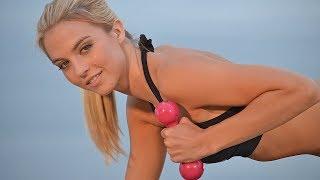 20 Min Total Body Beginner Dumbbell Workout