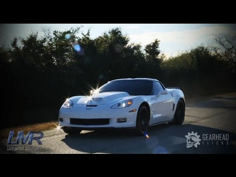 1,000 HP Corvette ZR1 from Late Model Racecraft