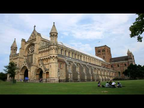 St Albans Cathedral Potters bar Hertfordshire