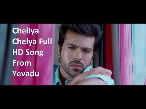 Yevadu-Cheliya-Cheliya-Full-Song