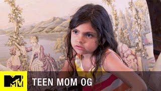 'Sophia is Not Impressed' Official Deleted Scene   Teen Mom (Season 5)   MTV