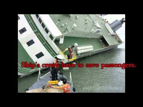 Korea's ship Sewol sinking is murder.