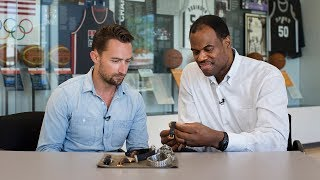 Talking Watches With David Robinson