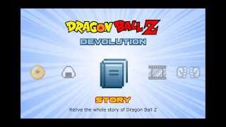 Dragon Ball Z Devolution(monos De La GT)