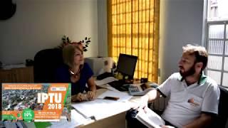 IPTU 2018 - Secretária de Finanças Salete Bettio Sala
