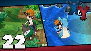 Pokémon X And Y Episode 22 Route 12: Skiddo Ranch