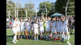 На стадіоні «Динамо-Арена» ХНУВС відбулися фінальні матчі турніру з футболу «Перша столиця»