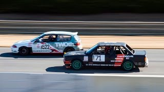 Project $2,000 E30 BMW Finale: Racing in Chump Car [Episode 5] — /BORN A CAR. Drive Youtube Channel.