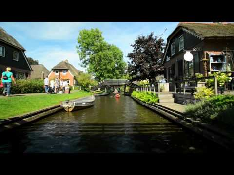 SilverFit Mile- route Giethoorn