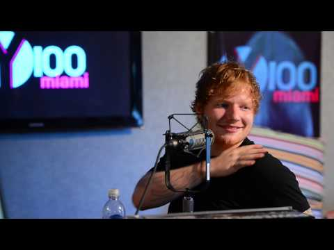 Ed Sheeran Pranked By Y100 Miami!!