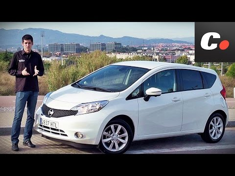 Nissan Note 1.5 dCi - Prueba / Review (2013)