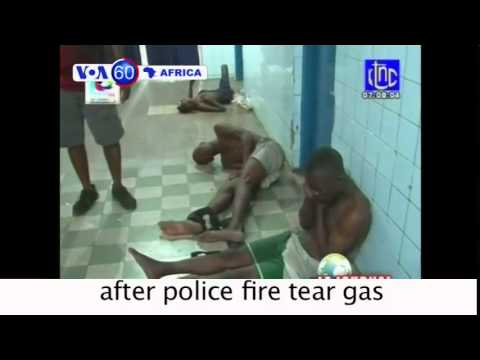 New Boko Haram Video Allegedly Shows Abducted Girls - VOA60 Africa 05-12-2014
